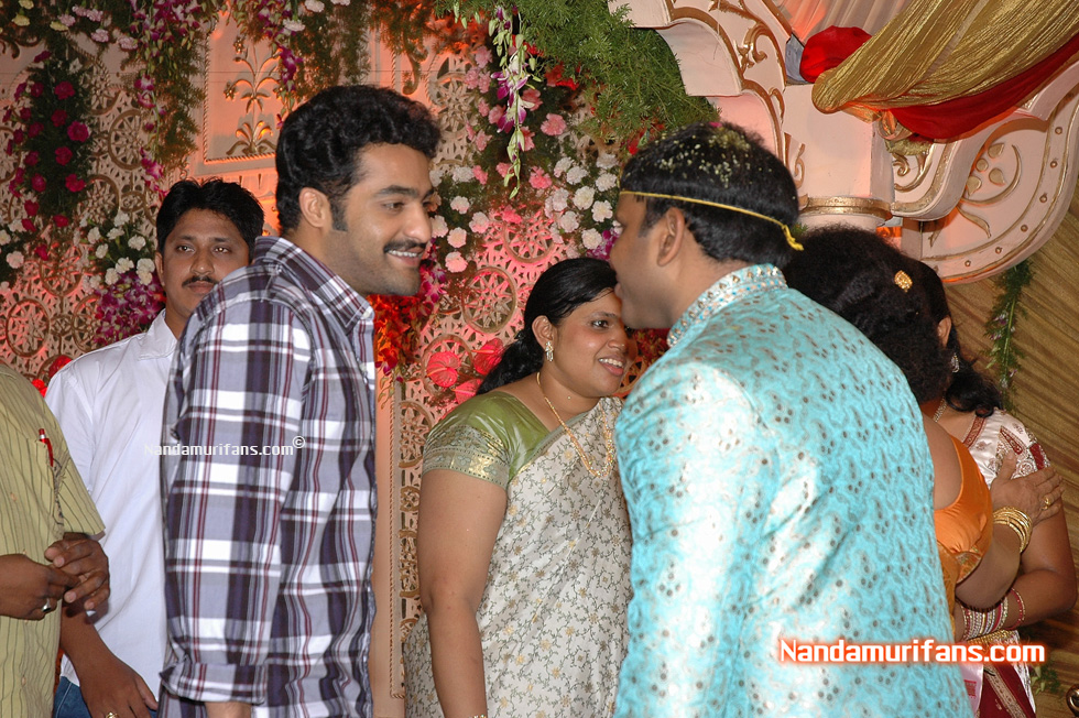 BVSN Prasad's son reception - 02