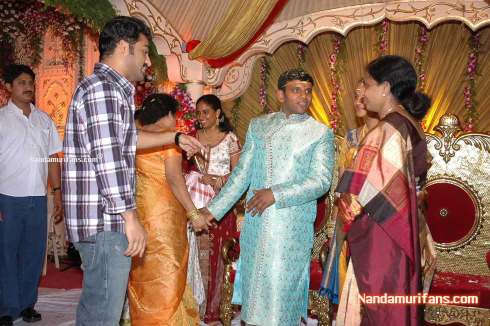 BVSN Prasad's son reception - 03