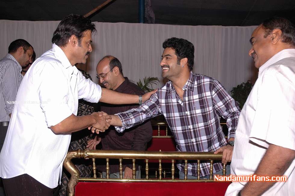BVSN Prasad's son reception - 04