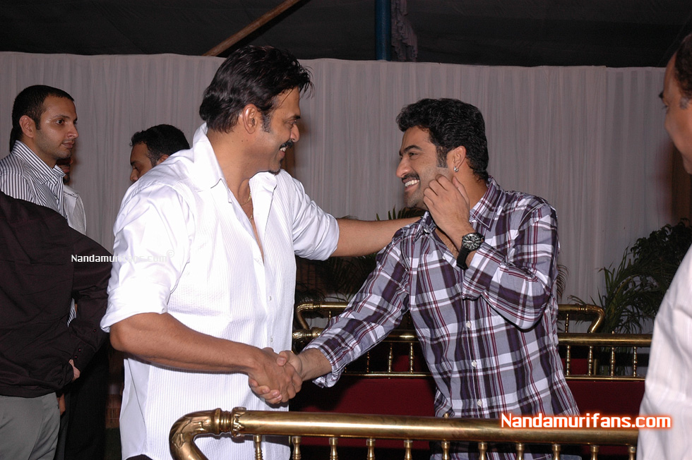 BVSN Prasad's son reception - 05