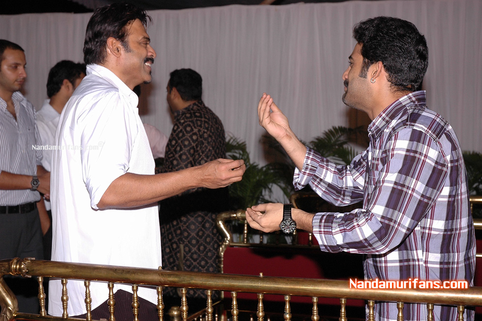 BVSN Prasad's son reception - 08