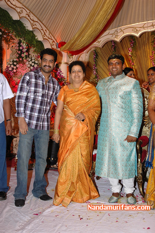 BVSN Prasad's son reception - 09