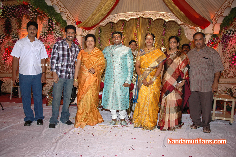BVSN Prasad Son's reception 002