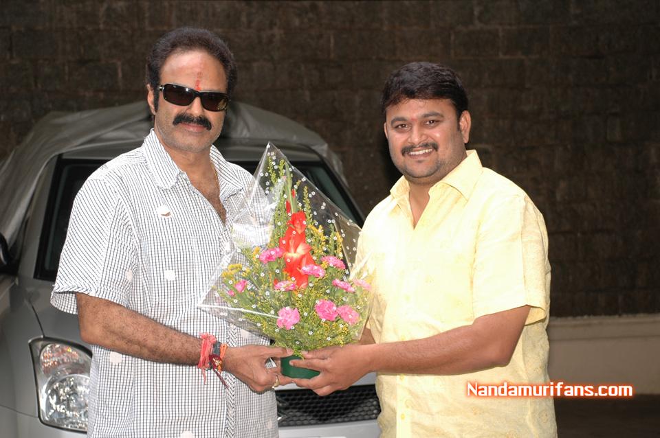 Sridhar with Balakrishna-02