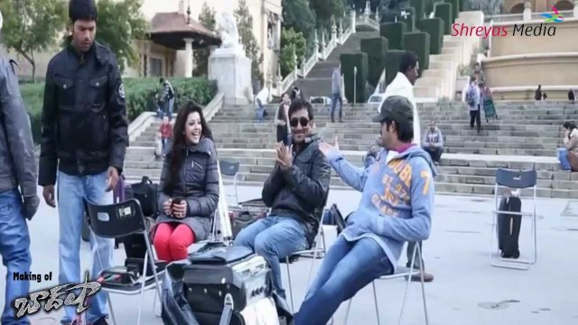 Making of Baadshah