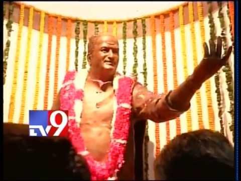 Nandamuri Family @ NTR Statue Inauguration