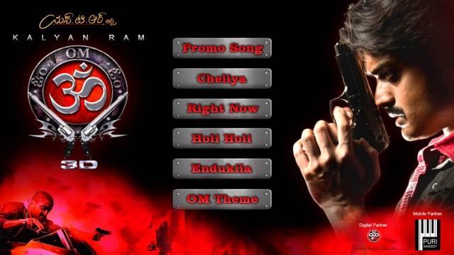 OM  3D Film Promo Songs