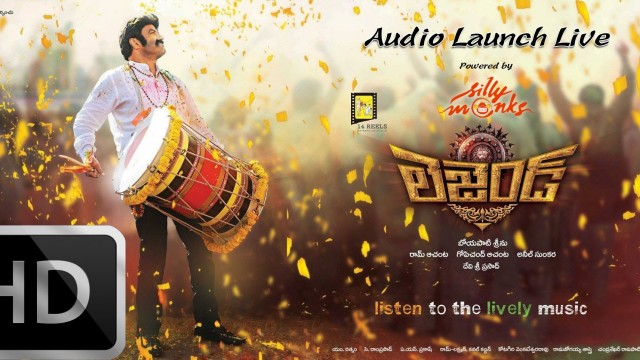 Legend Audio Function – Full Video