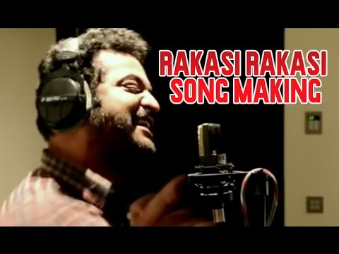Making of Raakasi Raakasi Song