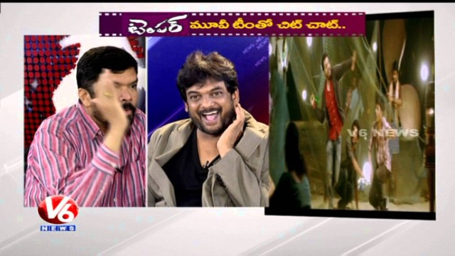 Posani and Puri chit chat on Temper