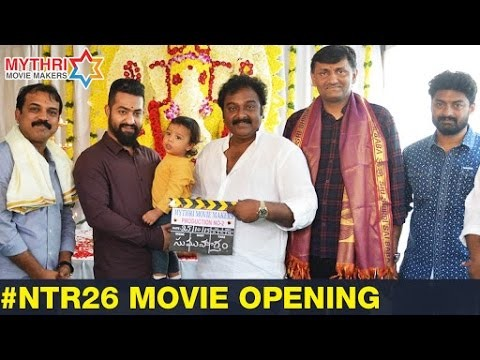 NTR 26 Opening Function