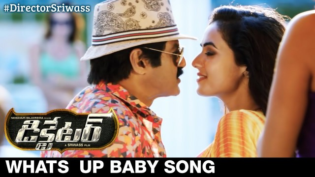 Whats Up Baby Song Trailer – Dictator