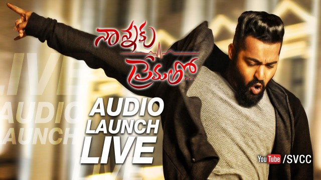 Nannaku Prematho Audio Function