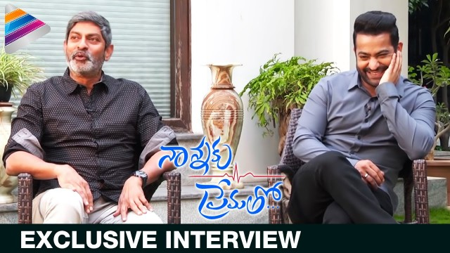 NTR Jr. – Jagapathi Babu about Nannaku Prematho