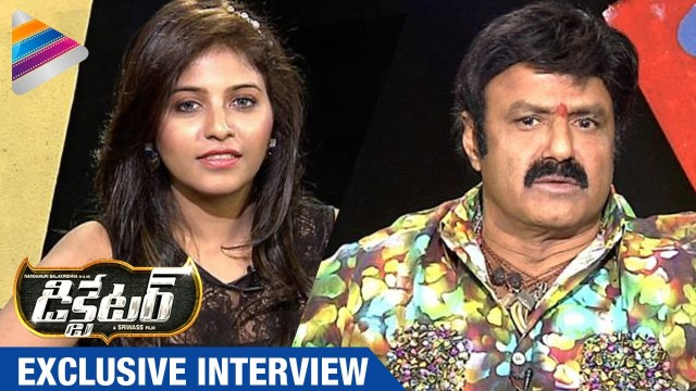 Balakrishna & Anjali on Dictator