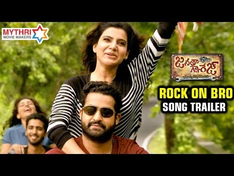 Rock On Bro Song Trailer