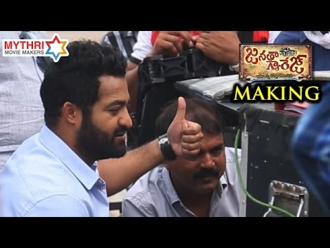 Janatha Garage Movie Making