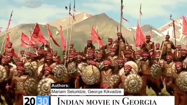 GDS TV report about Gautamiputra Satakarni