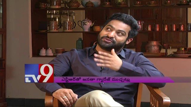 NTR Jr. on Janatha Garage