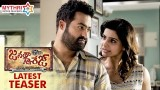 Janatha Garage New Teaser
