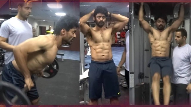 ISM – The Transformation of Kalyan Ram