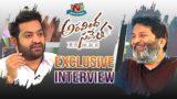 NTR Jr. & Trivikram – All Interviews – Aravindha Sametha